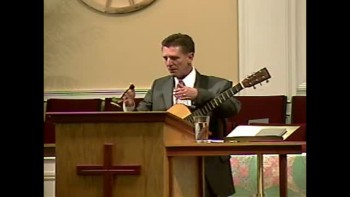 Old-Fashioned Friend Day 11-21-2010 - Sun AM Preaching Community Bible Baptist Church 2of2