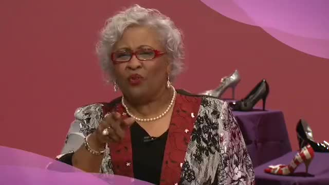 God, I'm Ready to Walk in Faith DVD with Thelma Wells