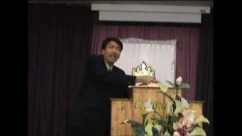 Pastor Preaching - October 17, 2010
