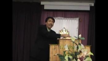 Pastor Preaching - October 17, 2010
