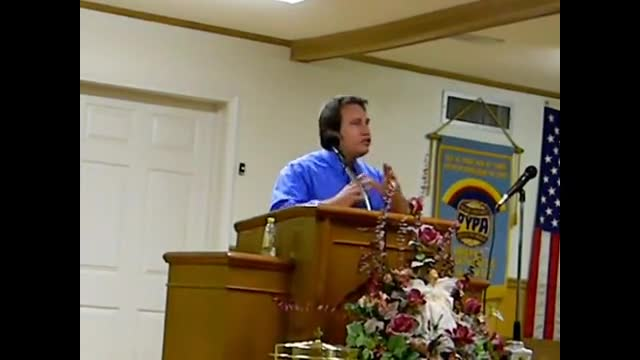 DVD#500 A Made Up Mind -Pulpit Sermon_1_clip0