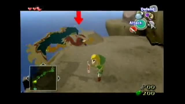 Wind Waker Walkthrough Part 7