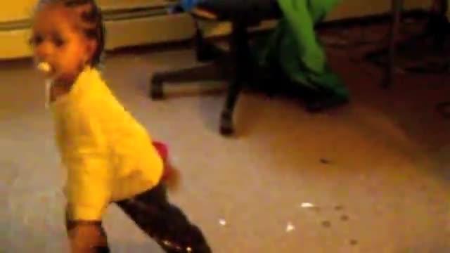 Campain Daughter Praise Dancing