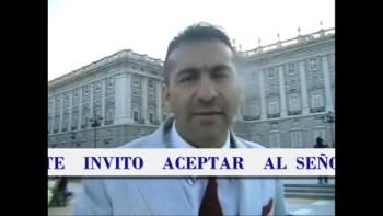 EL  SEÑOR  JESUCRISTO ES  EL  CAMINO LA  VERDAD  Y  LA  VIDA  PALACIO  REAL  MADRID