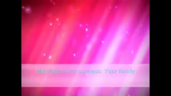 Meditations for Success by Raquel Soto: Focus On The Family