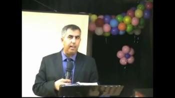 21/11/2010 Воскресная проповедь. Пастор Баббеиси Набил.