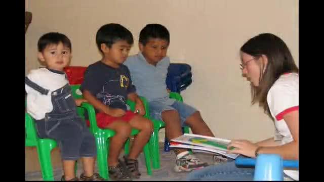 Trinity Baptist Church Del Rio Mission Trip 2005