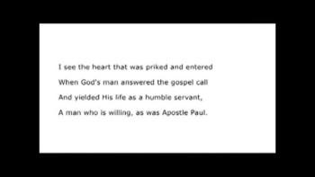 livingWORD Pastor Appreciation