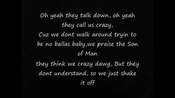 Call Us Crazy ft. Tedashii - Trip Lee with lyrics