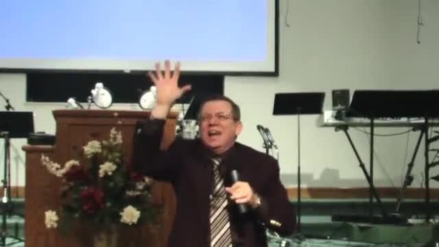 2/4 Pentecostal El Arca, Predica - El Poder de la Alabanza
