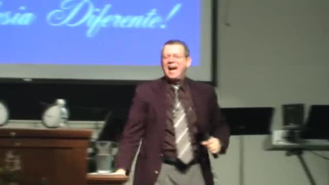 3/4 Pentecostal El Arca, Predica - El Poder de la Alabanza
