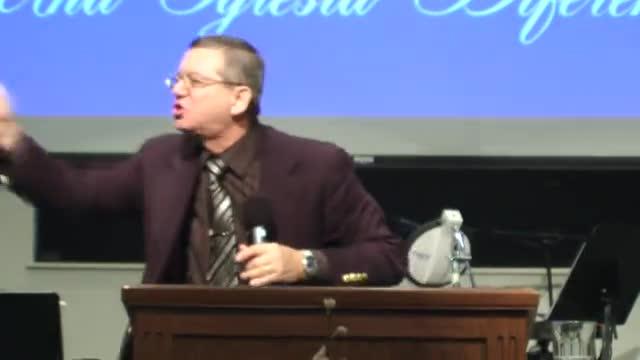 4/4 Pentecostal El Arca, Predica - El Poder de la Alabanza