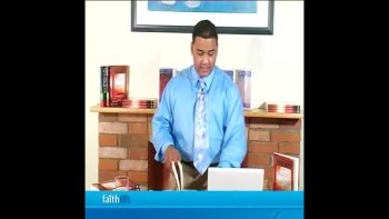 Pastor Glenn Arekion and the book The Blood of Favor part 3