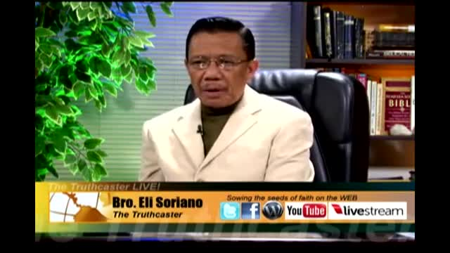 Livestream of Bro. Eli Soriano