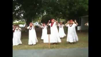 """""""If My People Pray"""" Hula"""