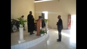 Iglesia La Senda de Carrillo Puerto Loreto Zacatecas Mexico