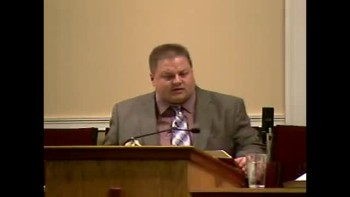 """Where are the Nine?"" 11-28-2010 - Sun AM Preaching  - Community Bible Baptist Church 1of2"