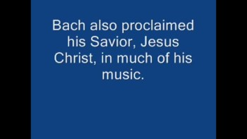 Bach's Gift