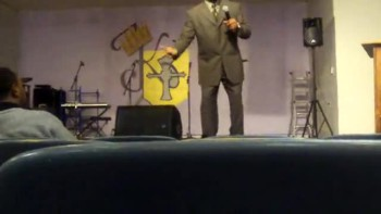 Pastor Norman Martin