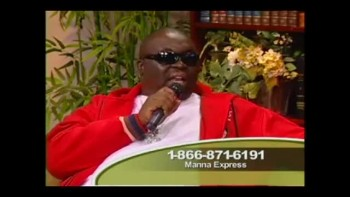 Thugg Bishop Bell-drug dealer, streets, to christ on The manna express show 2