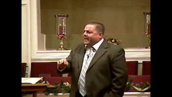 """Grace""  12-1-2010 - Wed PM Prayer Meeting Community Bible Baptist Church 1of2"