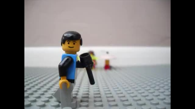 Skillet-Monster lego video