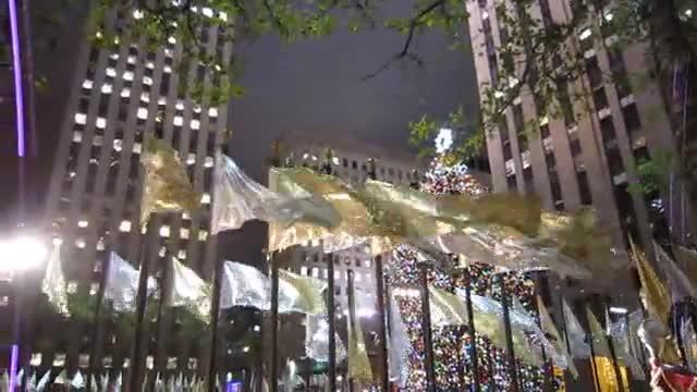 Christmas Tree, Rockefeller Center NYC