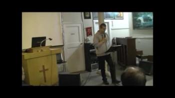 Gospel Mission -- Randall's Testimony