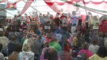 Clonmacnois 2010 - Clip