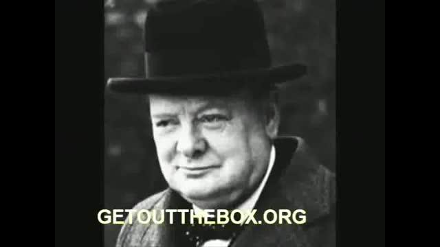 Winston Churchill-