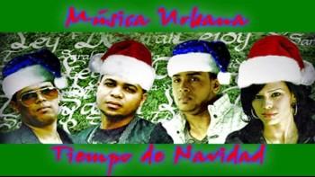 Ley DC - Tiempo De Navidad (Feat.Teidy G y Sarah La Profeta) Reggaeton Navideño 2010