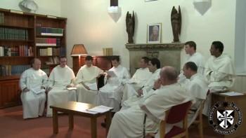Pope Benedict XVI to seminarians
