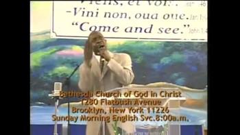 Rev.Michael Jakes 'Why We Sin'