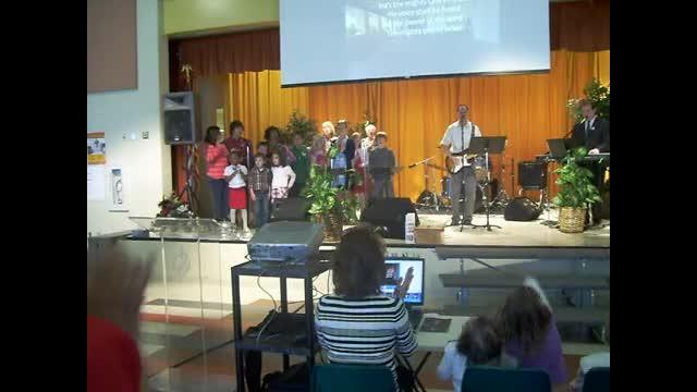 Faith Family Worship Center December 2010 Youth Day