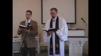 "Hymn: ""Lift Up Your Heads,"" First Presbyterian Church Perkasie MacLaren"