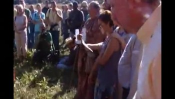Native American Longhouse Site Dedication Part 2