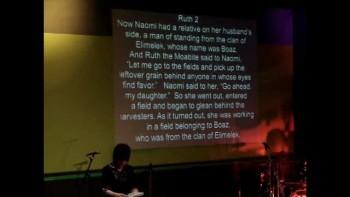 Ruth Ch. 2 11-28-10 part 1