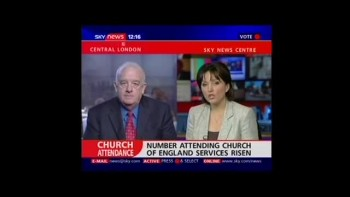 Sky TV on Church Attendance