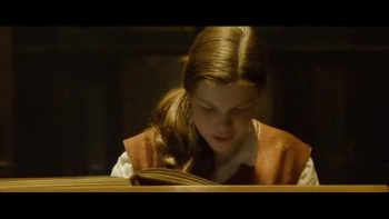 Narnia: Voyage of the Dawn Treader Movie Clip 'Book of Incantations' Official
