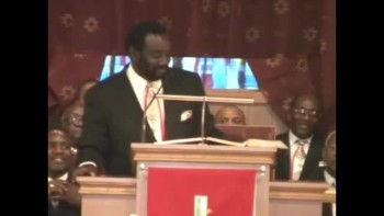 Pastor Carl B. Thompson