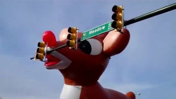 Rudolph Balloon Christmas Parade Tragedy