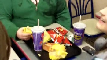 FFY at Taco Bell after church