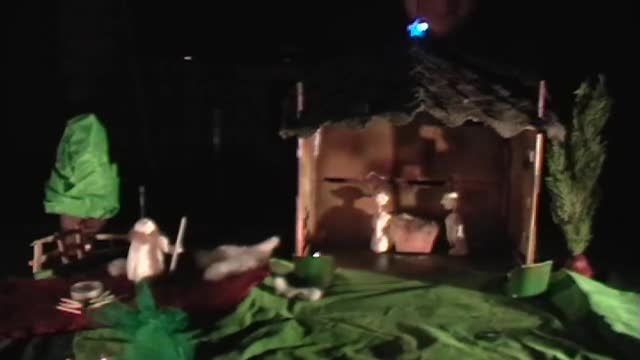 Holy Night - a small nativity play 1/2