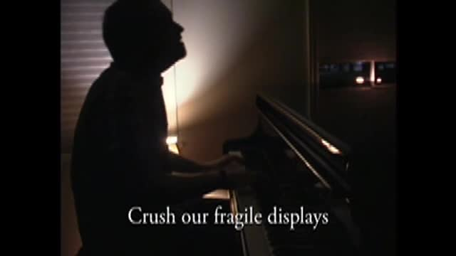 Fragile Displays: A Song for the Church