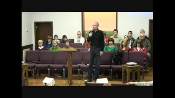 I Believe Brian Huffman December 12,2010 Hemptown Baptist Church