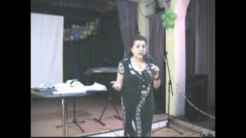12/12/2010 Воскресная проповедь. Миссионер Наталья Скала.