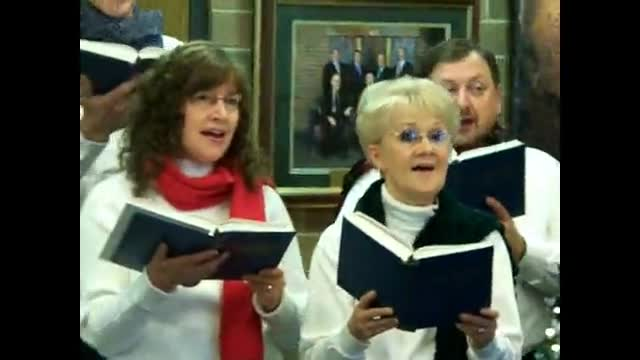 Carols at the Library