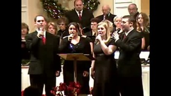 JOY Has Dawned - Presented by the CBBC Choir and Orchestra - 12-9-2010 - Community Bible Baptist   Church 1of2