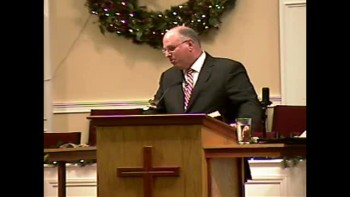 """How to Obtain a Good Report"" - 12-12-2010 - Sun PM Preaching Community Bible Baptist Church 1of2"