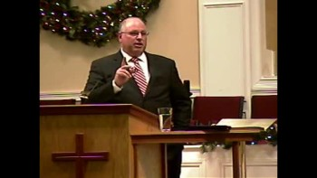"""How to Obtain a Good Report"" - 12-12-2010 - Sun PM Preaching Community Bible Baptist Church 2of2"